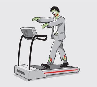 zombie-exercise