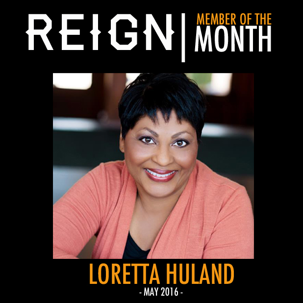 Member of The Month May - Loretta
