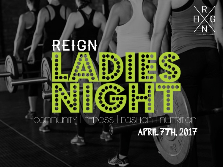 LADIES NIGHT GRAPHIC