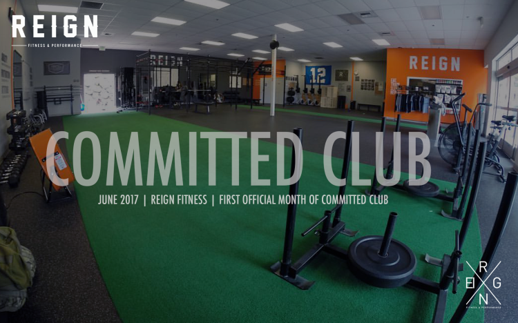 committed club
